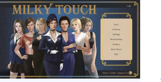 Milky Touch (Milky Town)