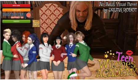 Teen Witches Academy